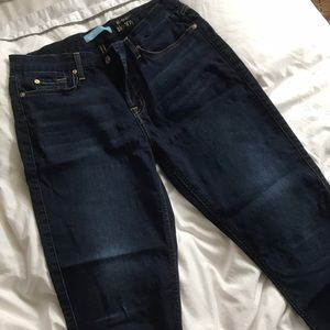 7 For All Mankind Jeans - 7 for All Mankind Blair Ankle Skinny Jean